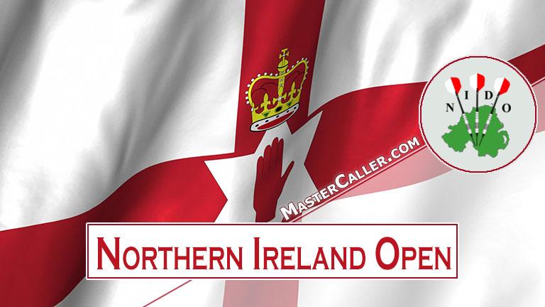Northern Ireland Open Boys - 2021 Logo