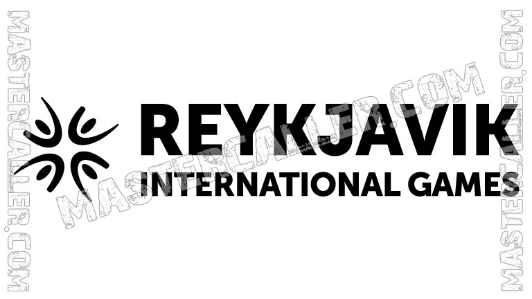 Reykjavik International Games Men - 2020 Logo