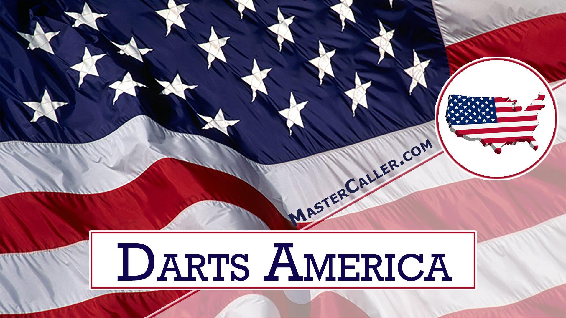 Darts America Women - 1994 Logo