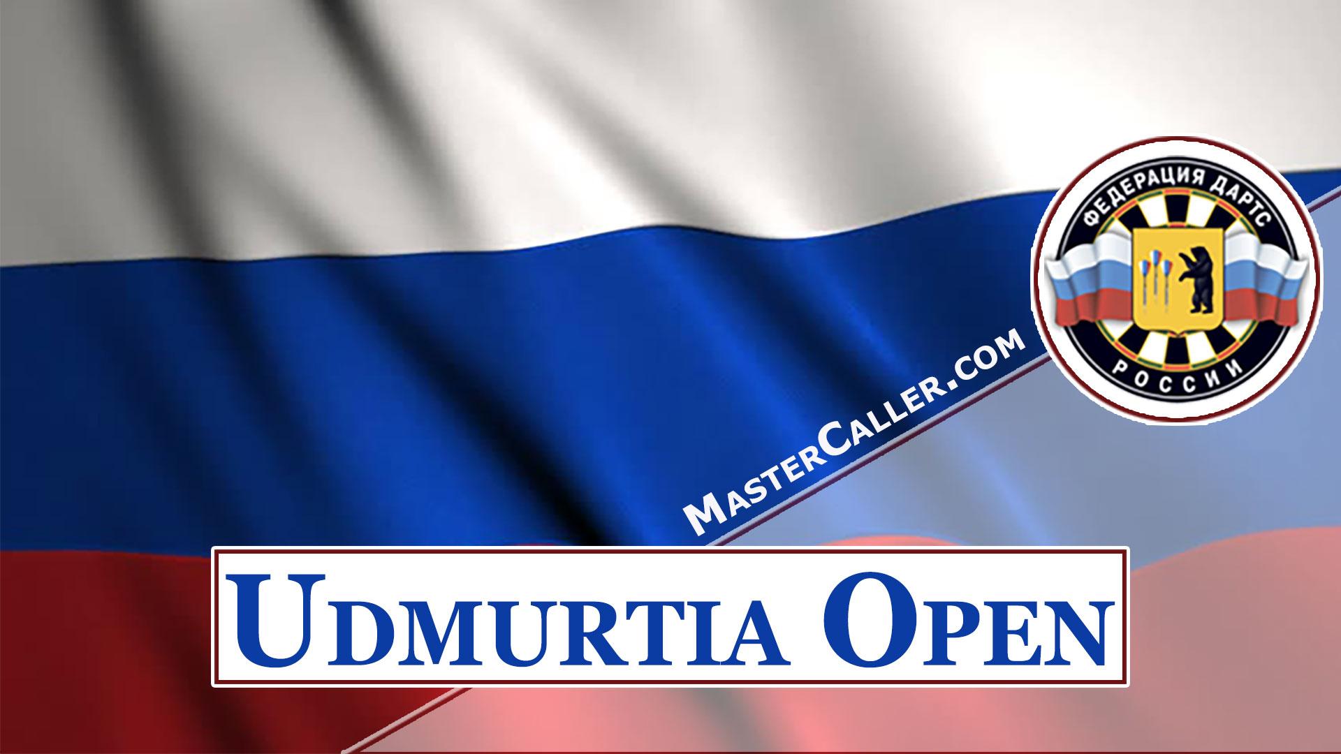 Udmurtia Open Men - 2021 Logo