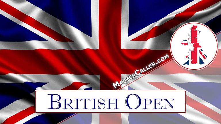 British Open Boys - 2021 Logo