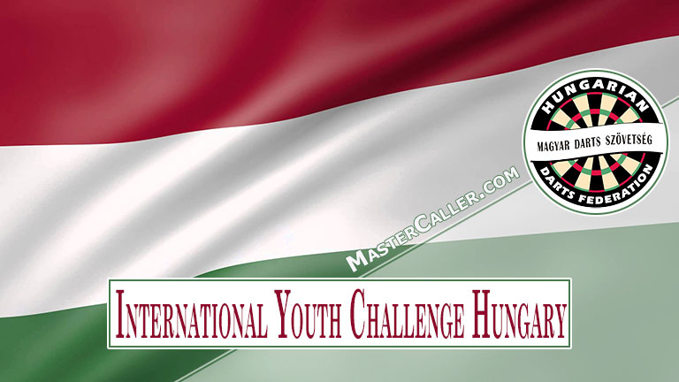 International Youth Challenge Hungary Girls - 2021 Logo