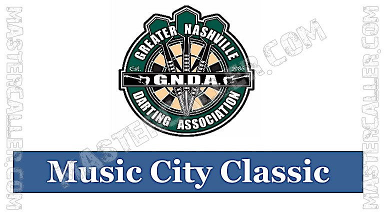 Music City Classic Men - 1991 Logo