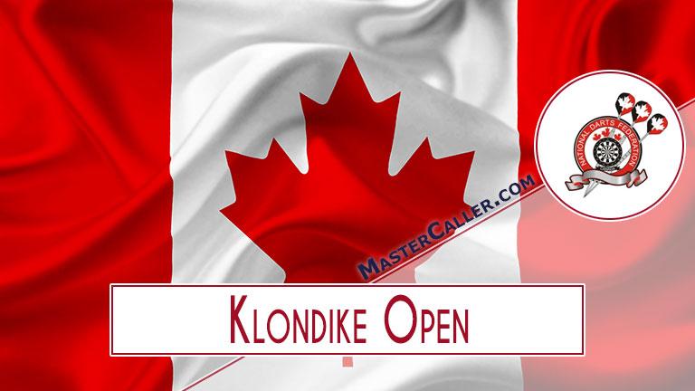 Klondike Open Youth - 2021 Logo