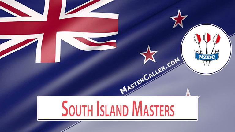 South Island Masters Women - 2021 Logo