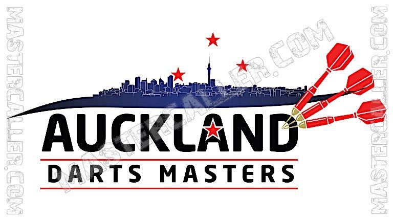 Auckland Darts Masters - 2018 Logo