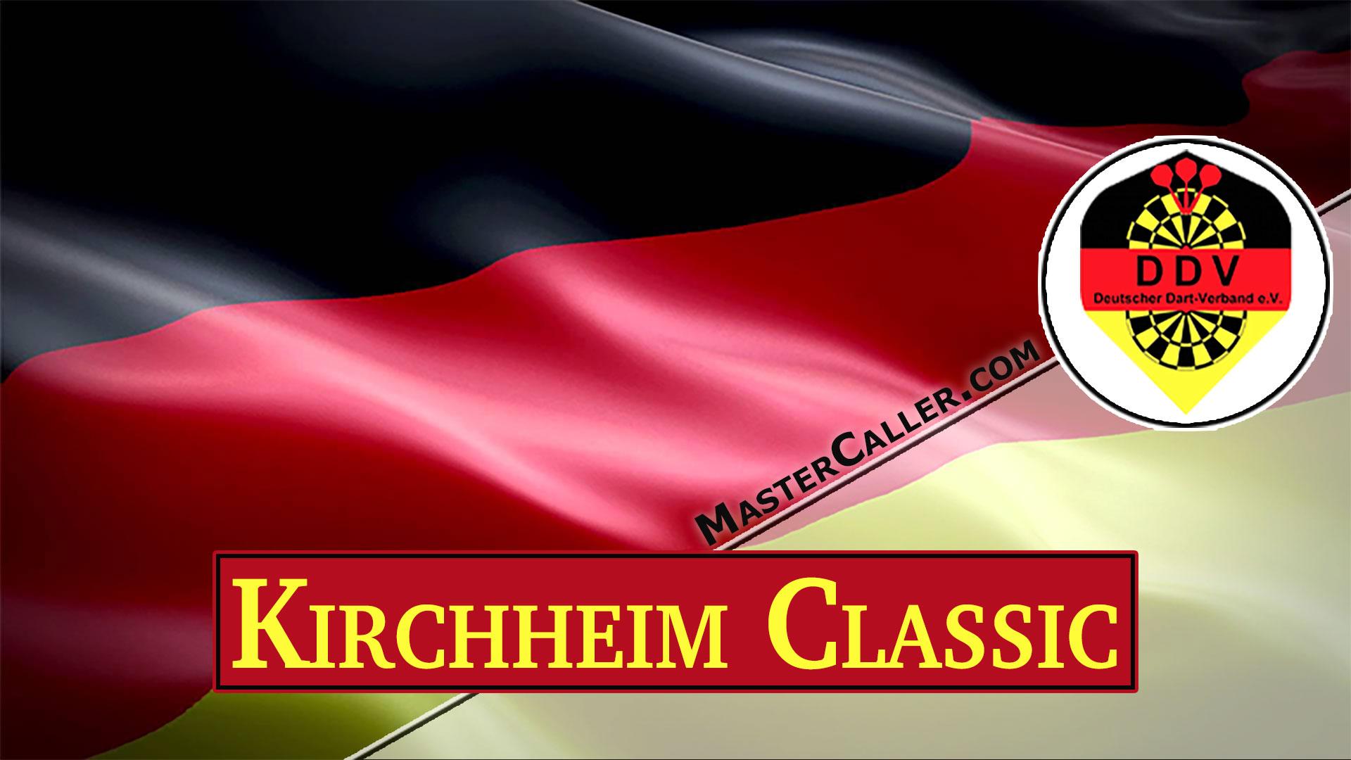 Kirchheim Classic Men - 2016 Logo