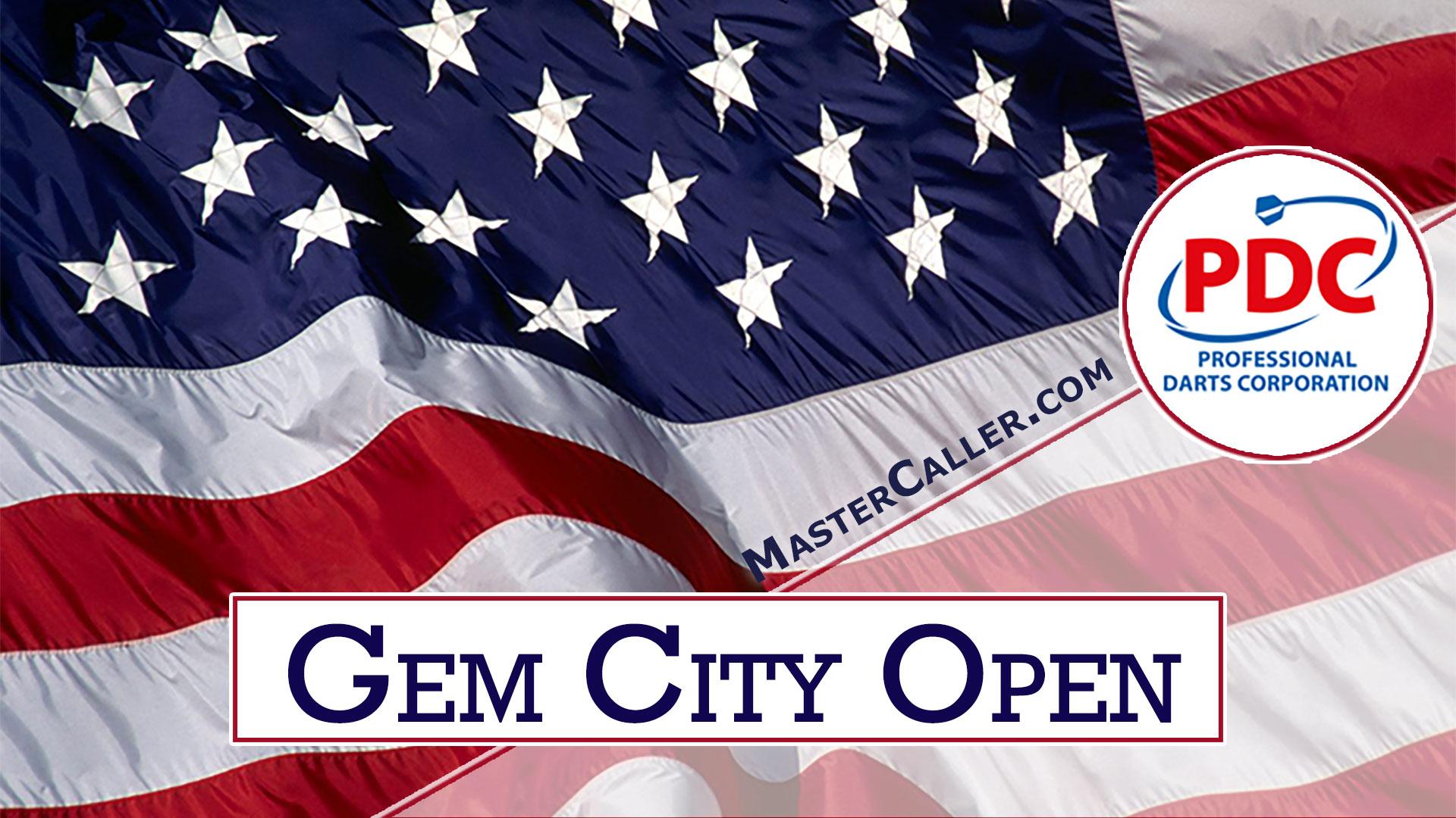 Gem City Open - 1996 Logo