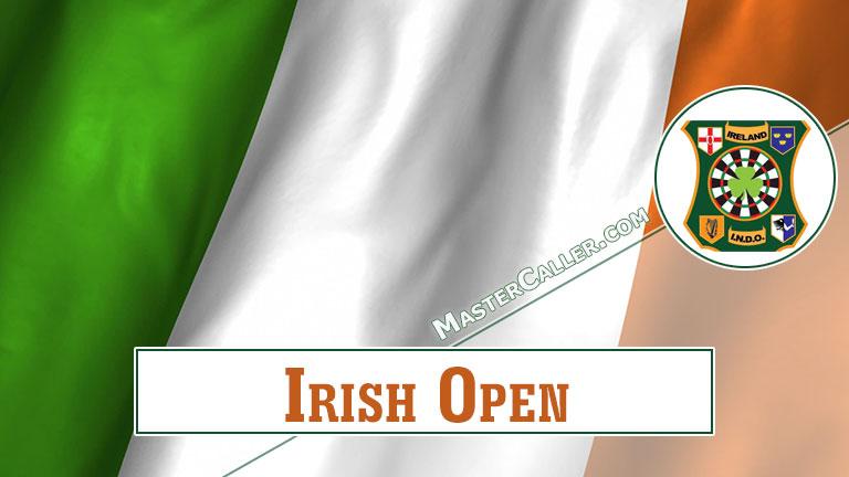 Irish Open Men - 2022 Logo