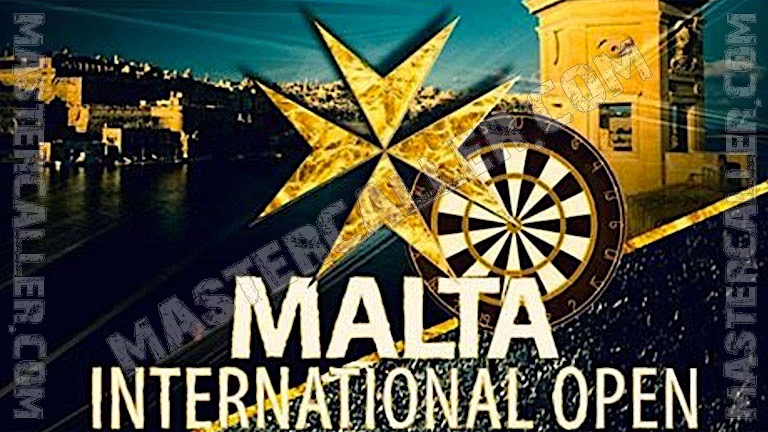 Malta Open Men - 2019 Logo