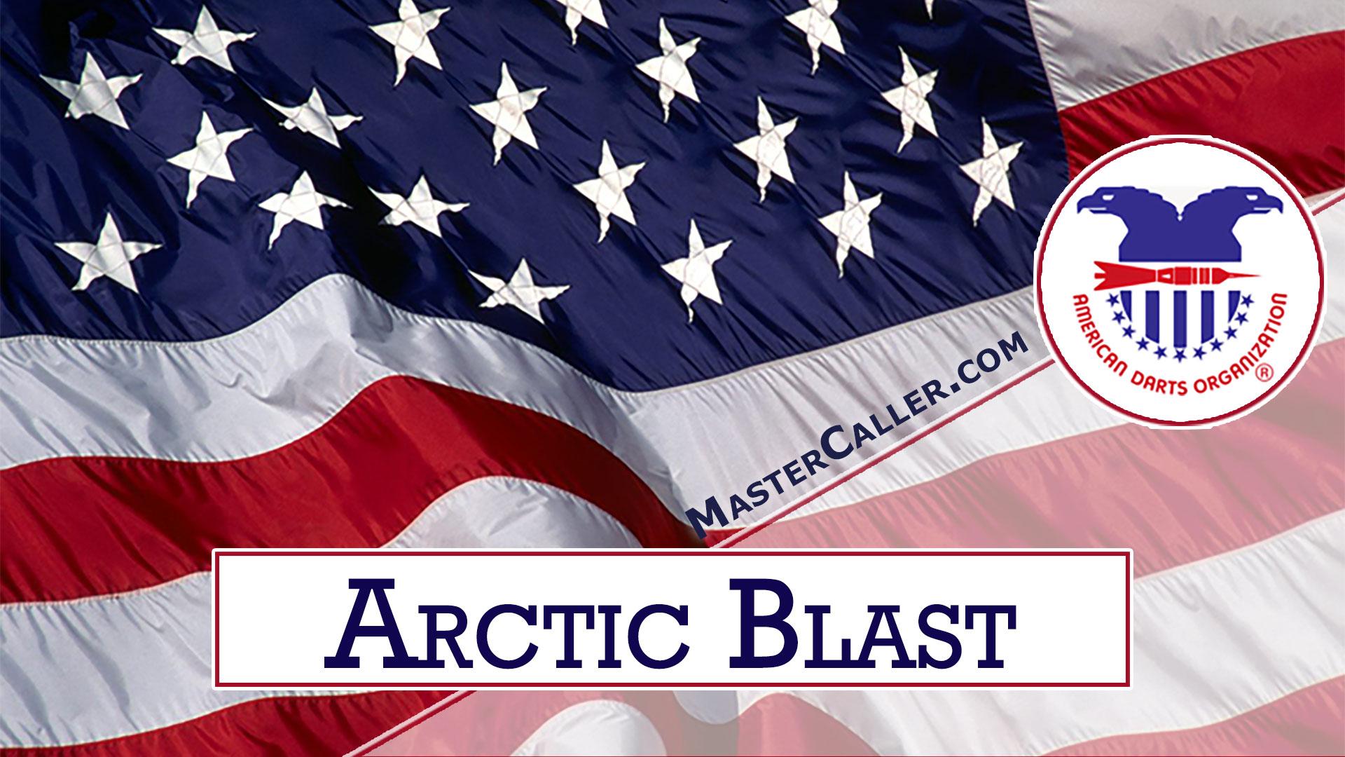 Arctic Blast USA Girls - 2021 Logo