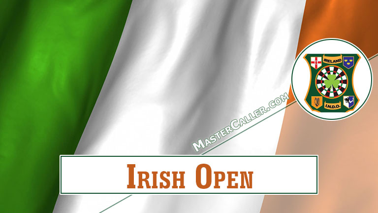 Irish Open Girls - 2022 Logo