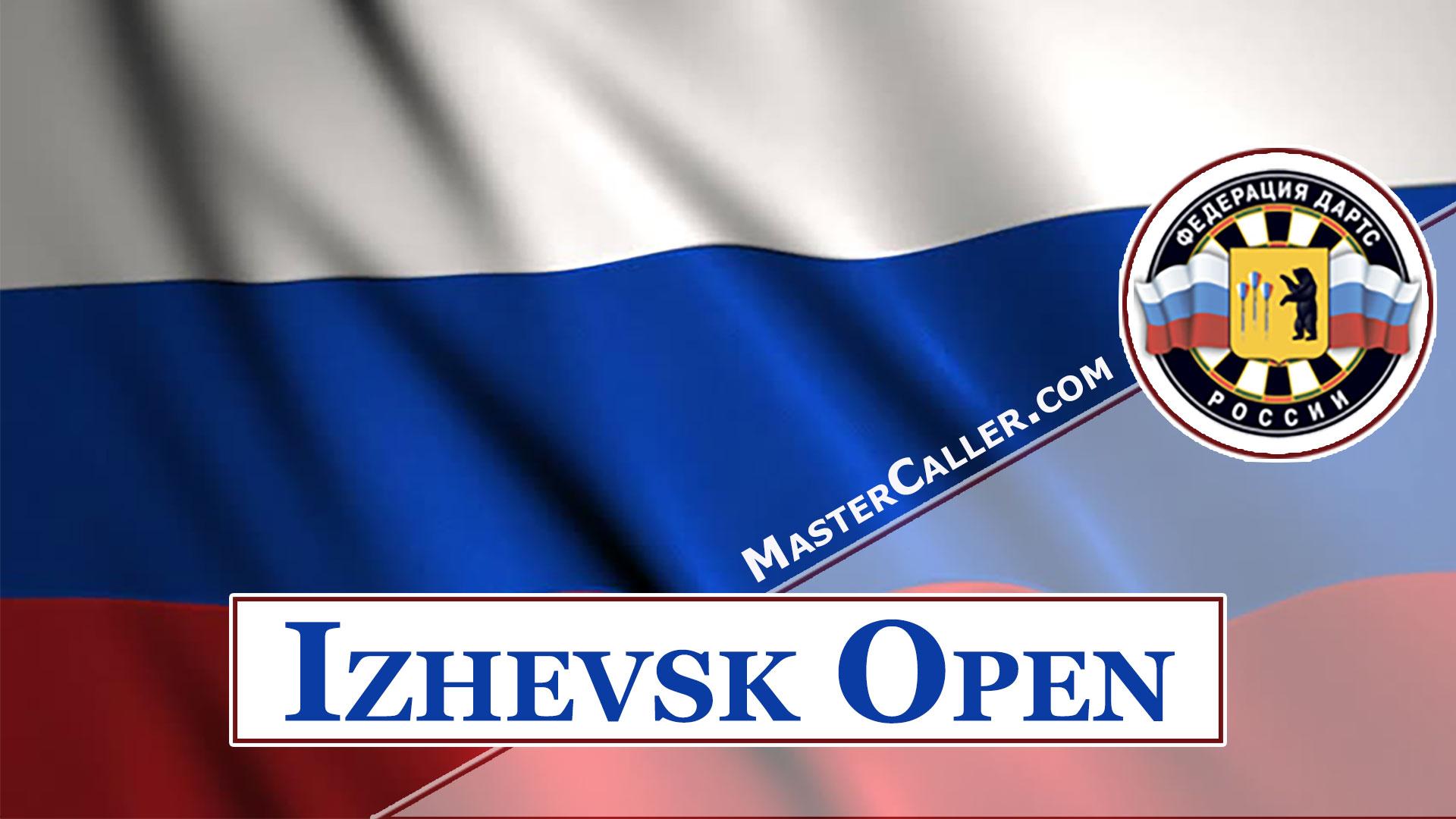 Izhevsk Open Youth - 2021 Logo