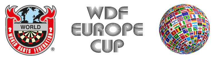 Trophy of WDF Europe Cup Ladies Overall - 1990