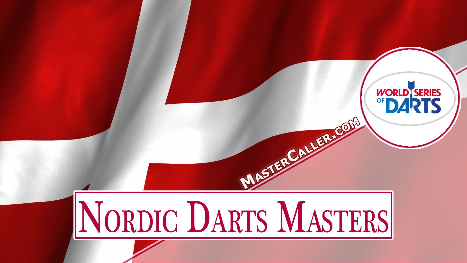Nordic Darts Masters - 2021