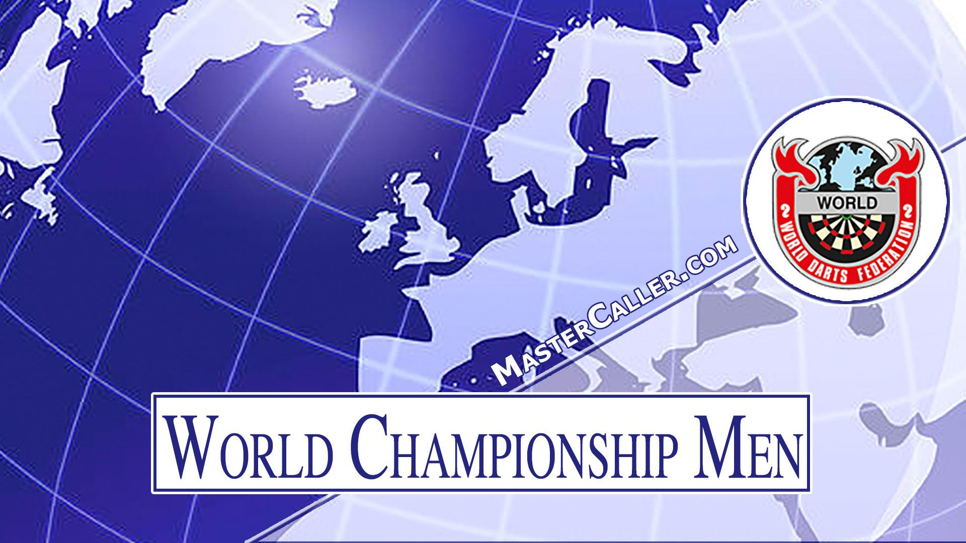 World Championship Qualifiers Men - 2022 Logo
