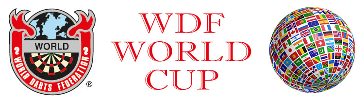 Beker van WDF World Cup Ladies Pairs - 1987