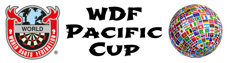 Trophy of WDF Pacific Cup Mixed Pairs - 1986