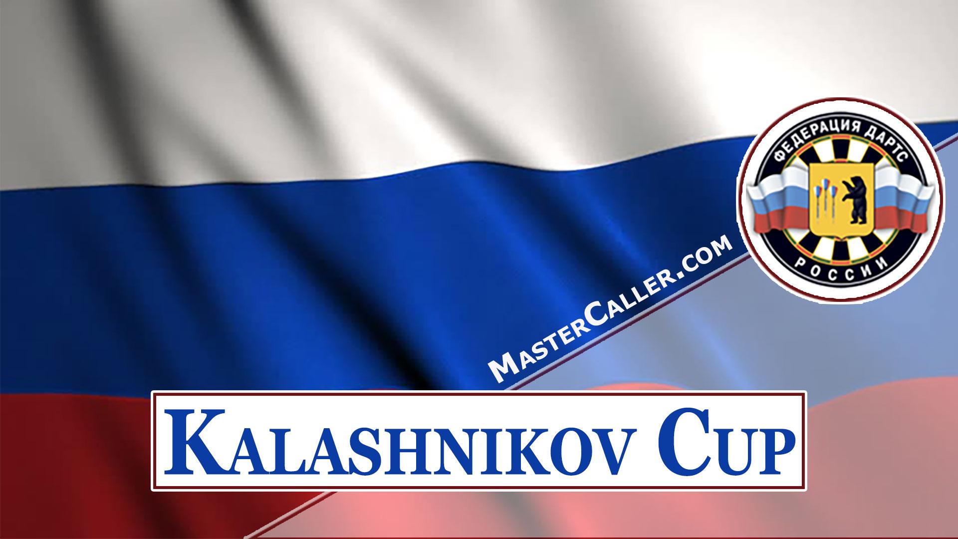 Kalashnikov Cup Men - 2021 Logo