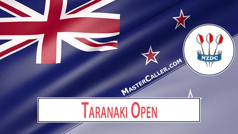 Taranaki Open Men - 2022 Logo