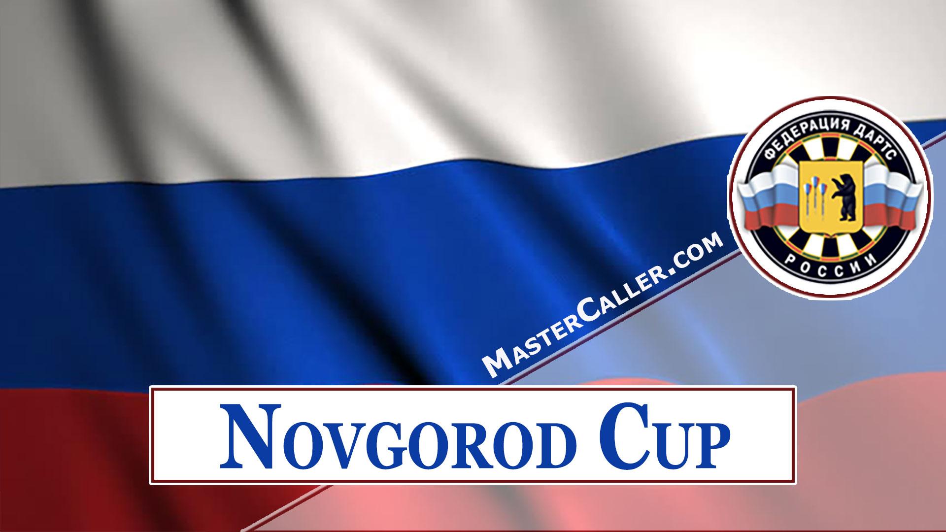 Novgorod Cup Youth - 2021 Logo