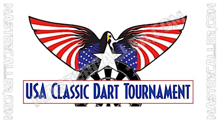 USA Darts Classic Boys - 2012 Logo