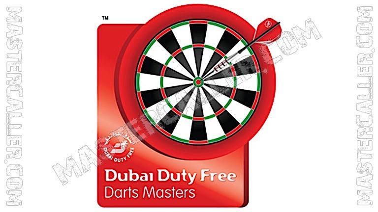 Dubai Darts Masters - 2017 Logo