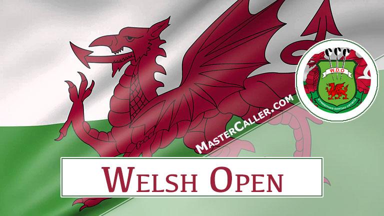Welsh Open Girls - 2021 Logo