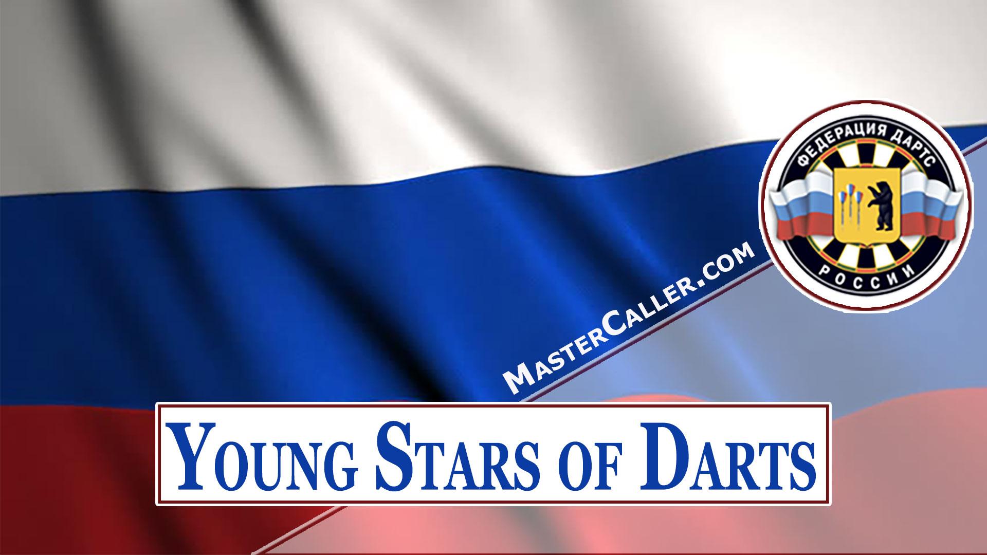 Young Stars of Darts Youth - 2021 Logo