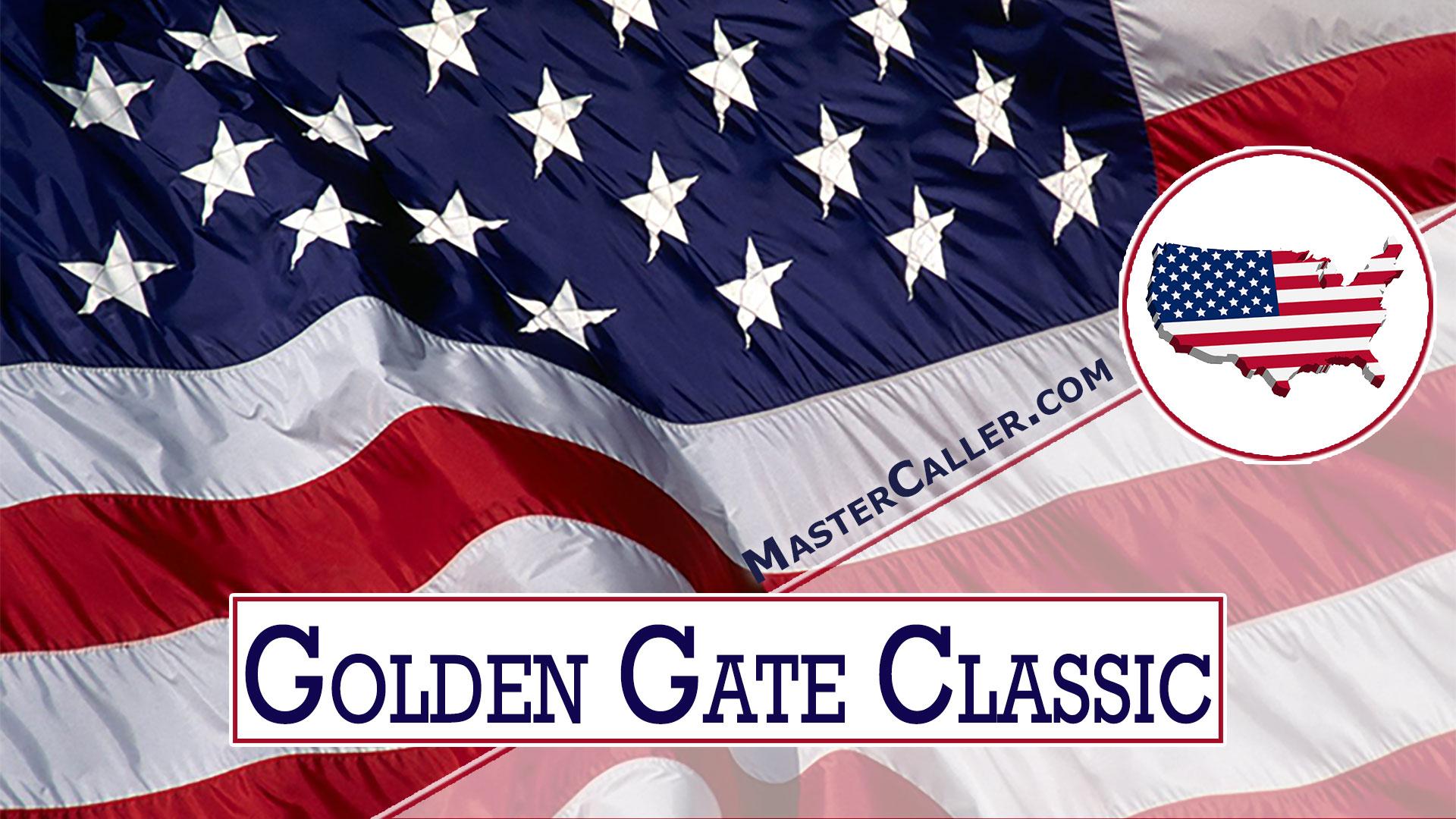 Golden Gate Classic Men - 1976 Logo