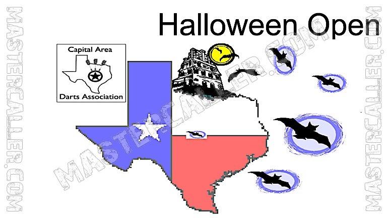 Halloween Open Men - 1994 Logo