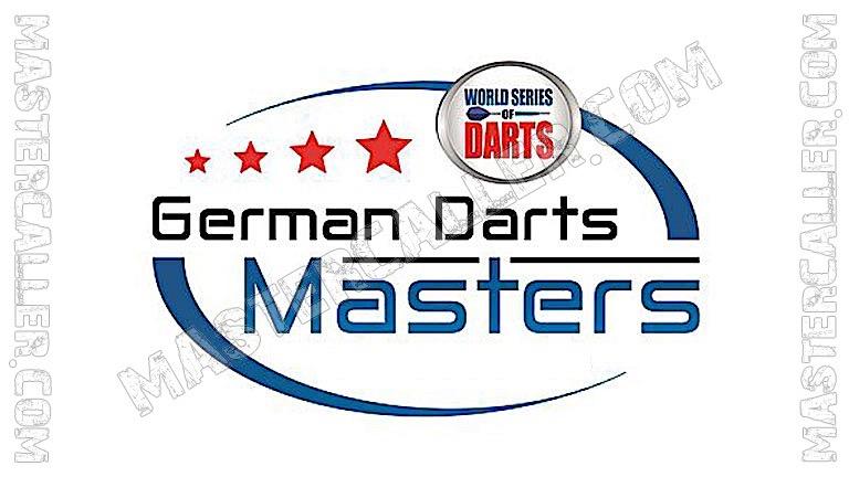 German Darts Masters (WS) - 2020 Logo