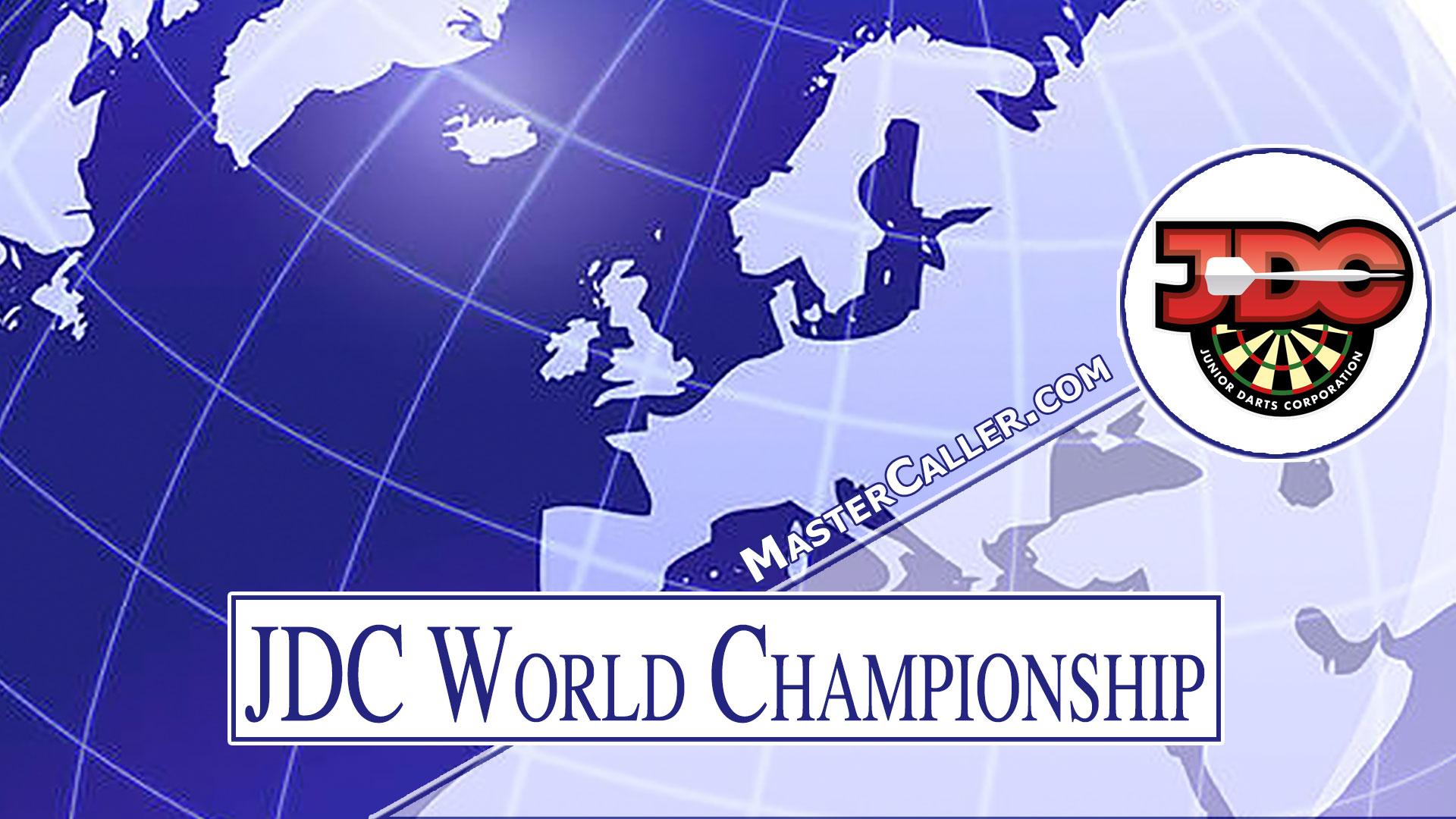 JDC World Championship - 2019 Logo