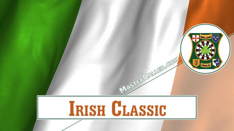 Irish Classic Boys - 2022 Logo