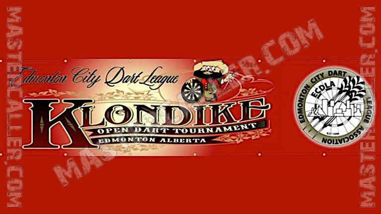 Klondike Open Ladies - 1976 Logo