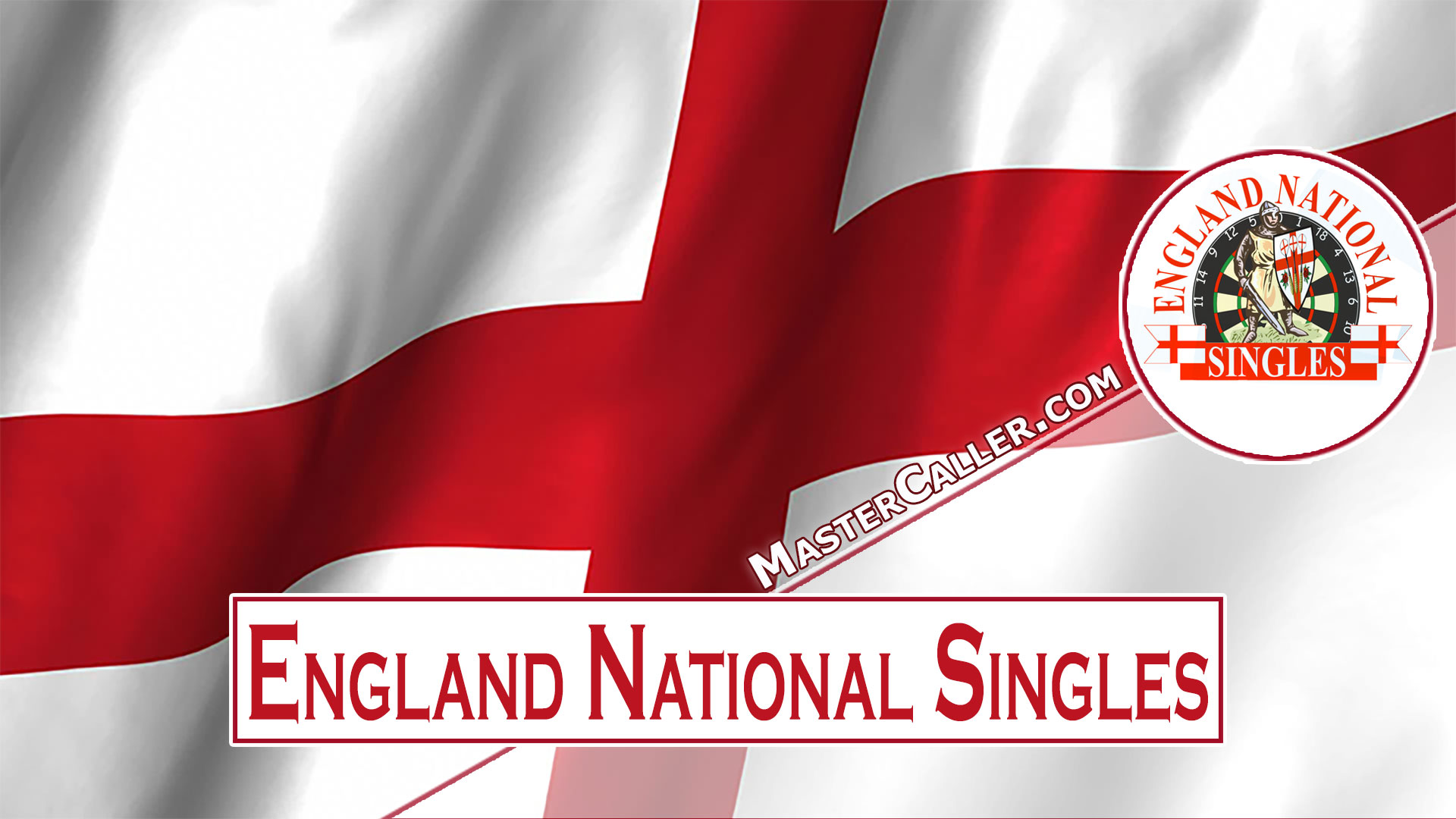 England National Singles Boys - 2021 Logo