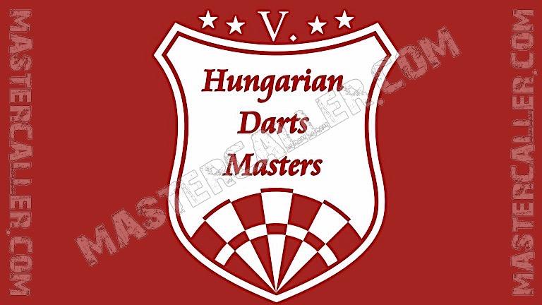 Hungarian Masters Men - 2020 Logo