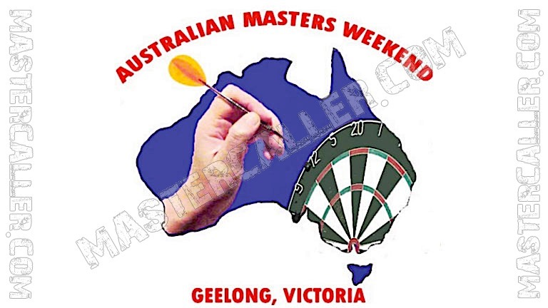 Australian Masters Men - 1987 Logo