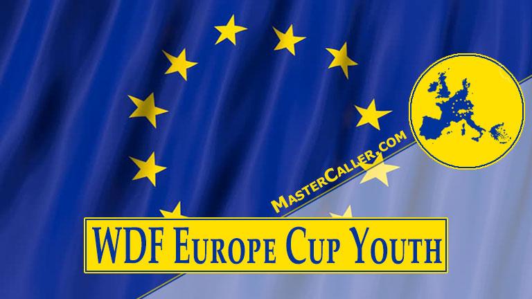 Beker van WDF Europe Cup Youth Boys Teams - 2021