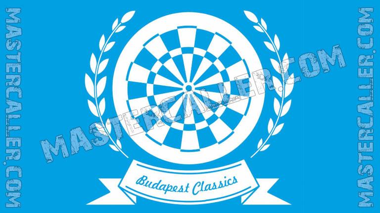 Budapest Classic Men - 2021 Logo