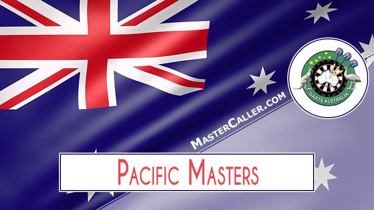 Pacific Masters Men - 1980 Logo
