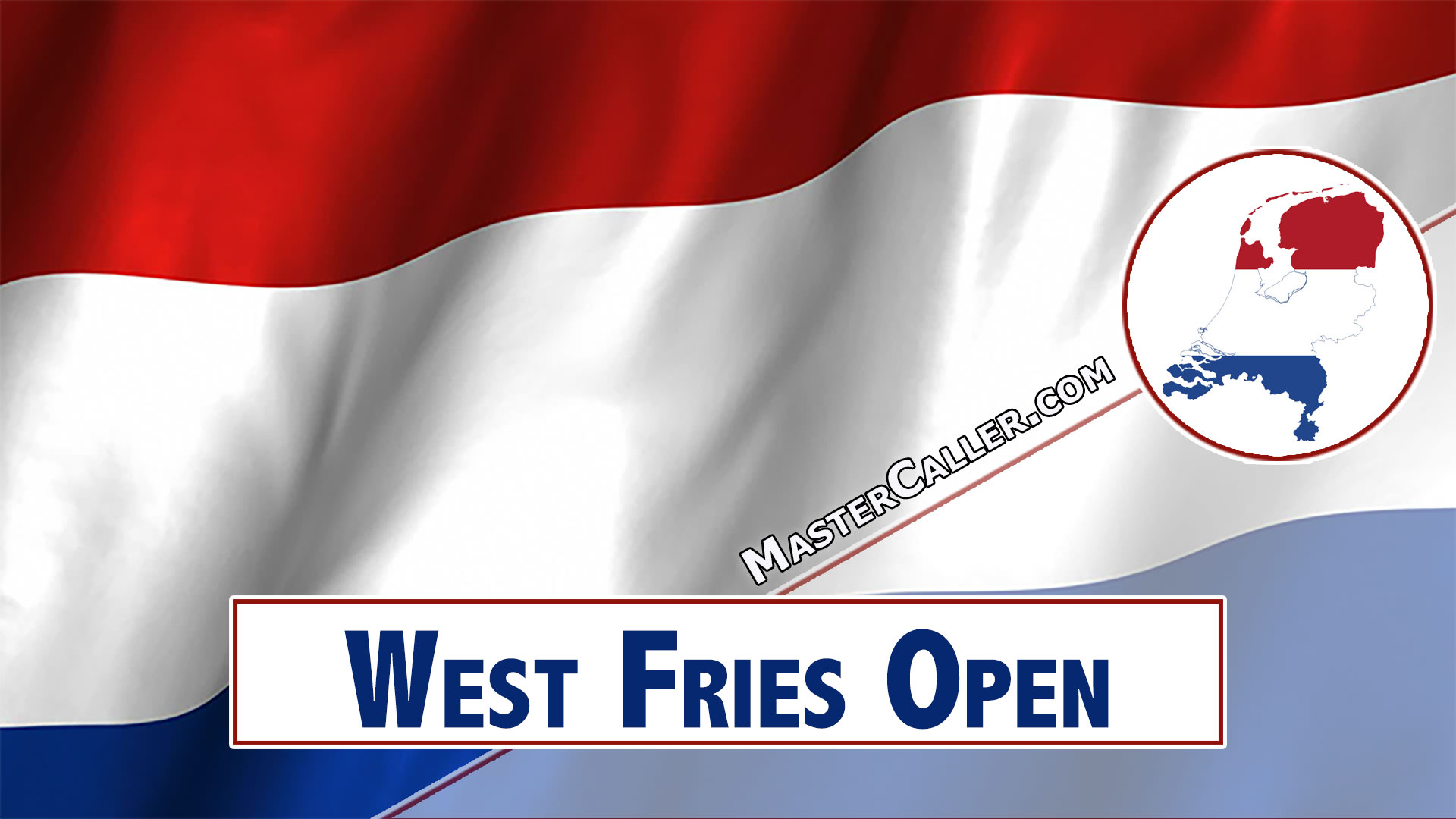 West Fries Open Men - 2019 Logo