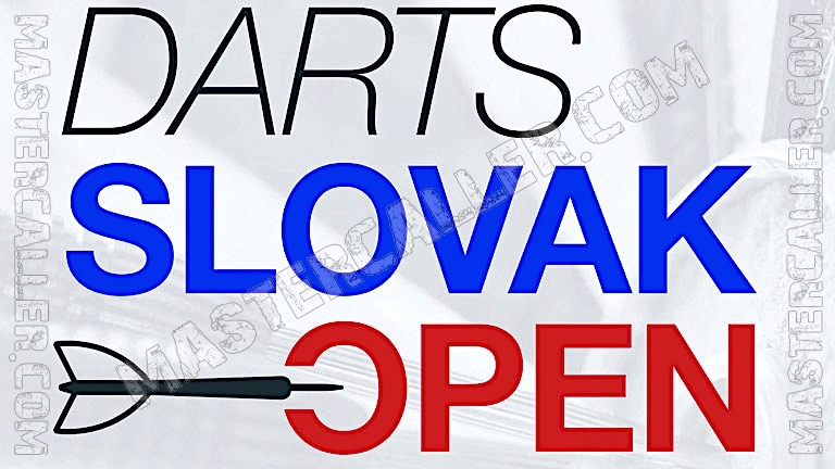 Slovak Open Ladies - 2019 Logo