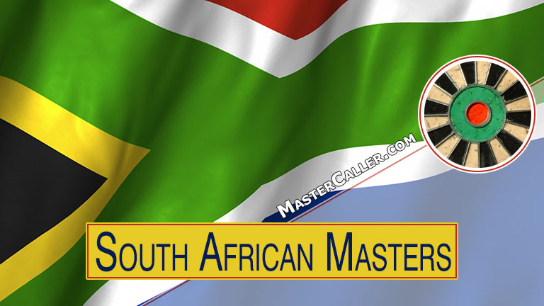South African Masters - 2008 Logo