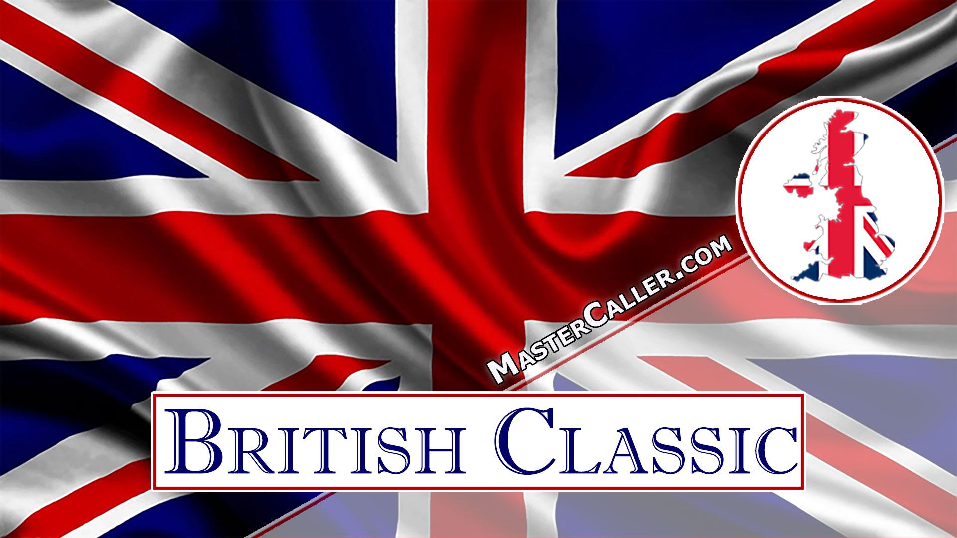 British Classic Girls - 2021 Logo