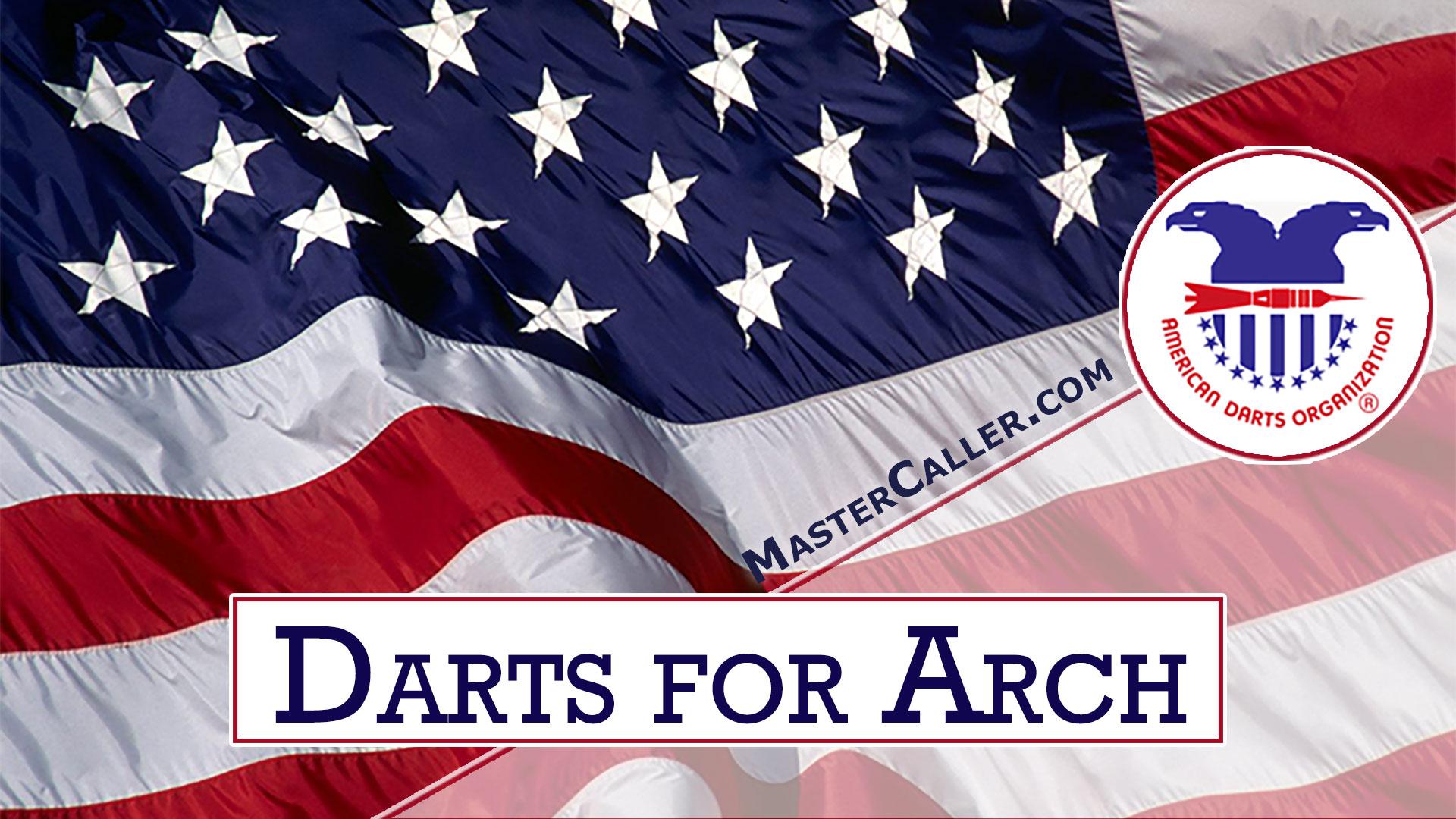 Darts for Arch Girls - 2017 Logo