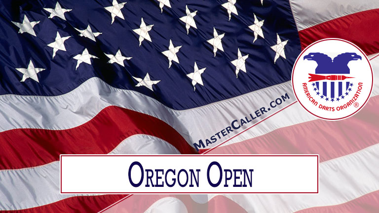 Oregon Open Men - 1976 Logo