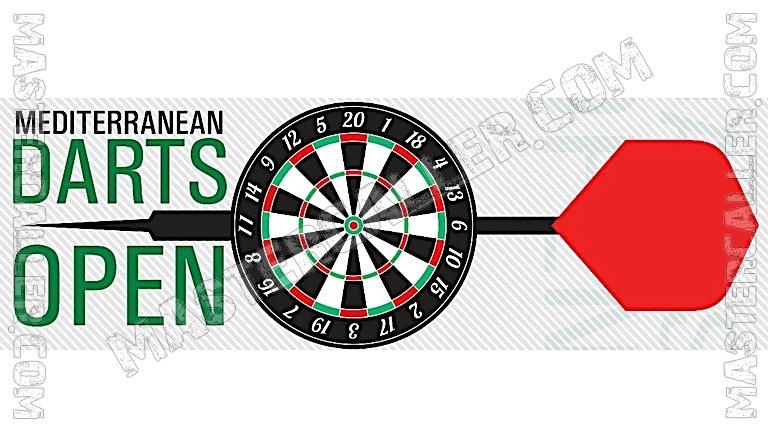 Mediterranean Open Men - 2019 Logo