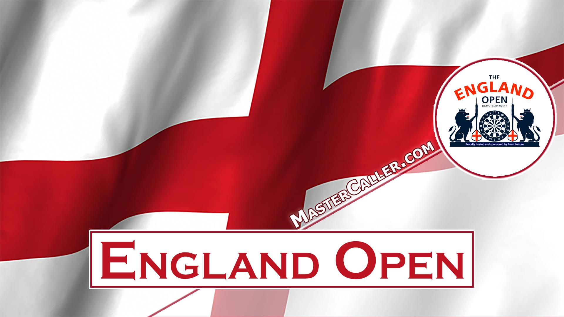 England Open Girls - 2021 Logo