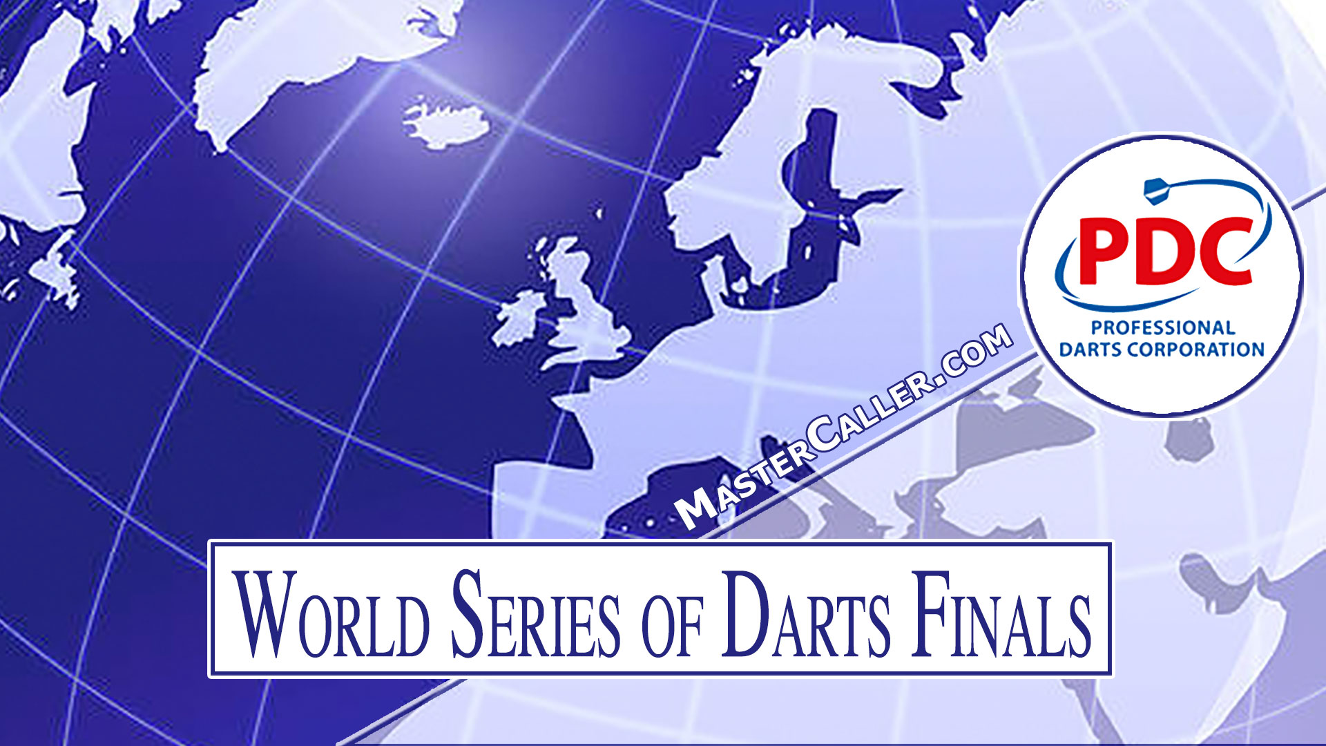 World Series of Darts Finals - 2022 Logo